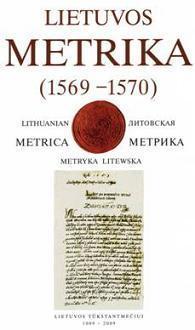 Lietuvos Metrika. Knyga Nr. 52 (1569-1570) | Parengė Algirdas Baliulis, Romualdas Firkovičius
