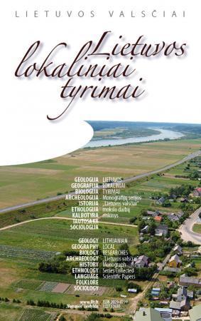 Lietuvos lokaliniai tyrimai, I dalis (21-oji serijos