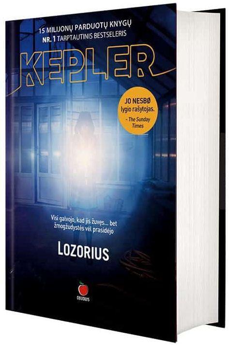 Lozorius | Lars Kepler