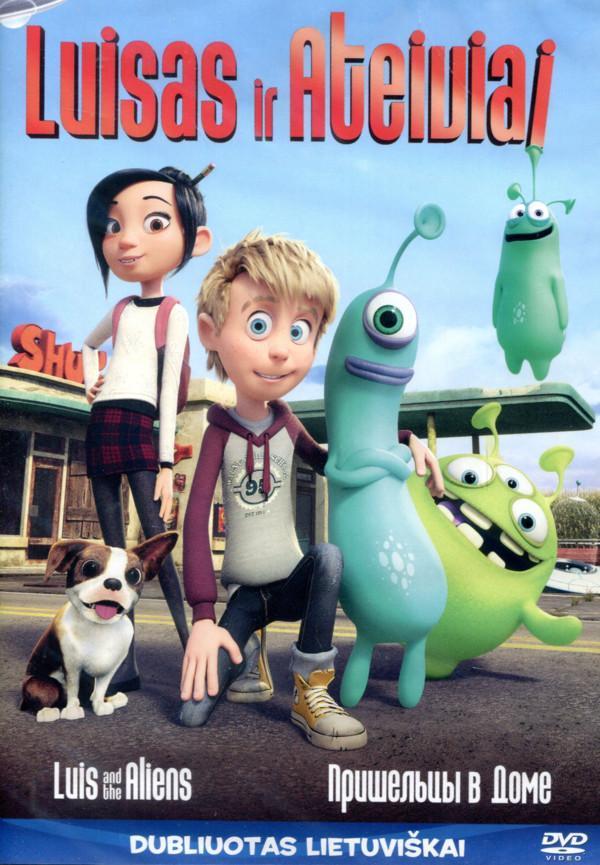 Luisas ir ateiviai (DVD)  