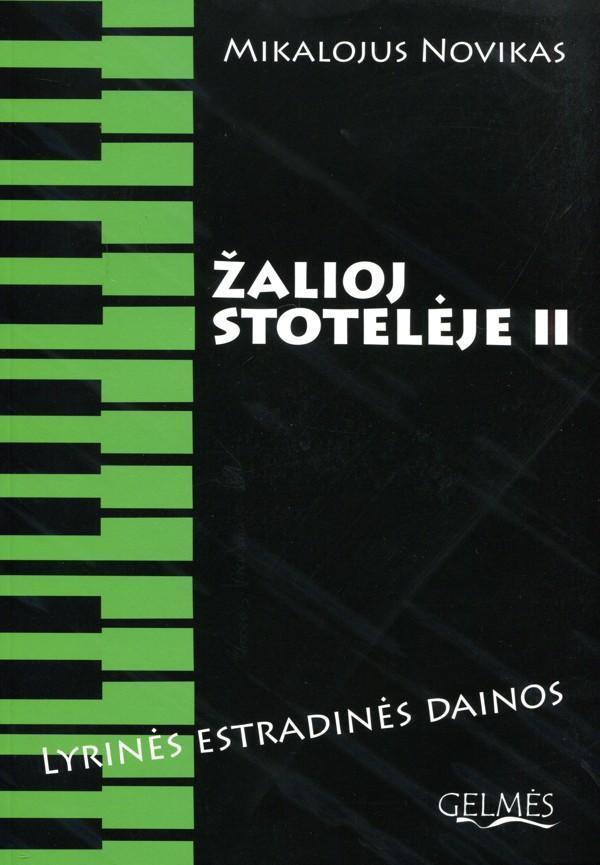 Žalioj stotelėje II. Lyrinės estradinės dainos | MIkalojus Novikas