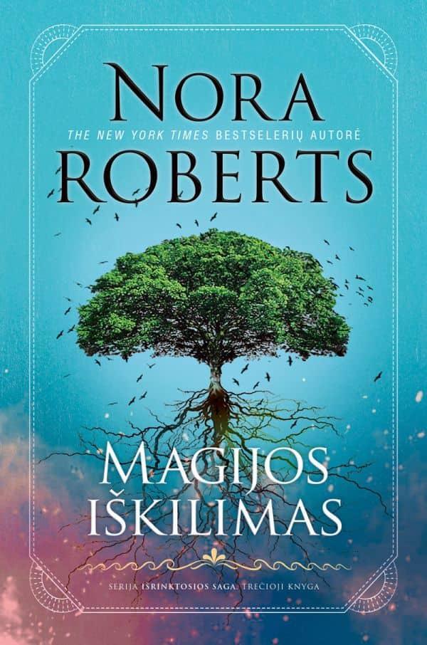 Magijos iškilimas   Nora Roberts