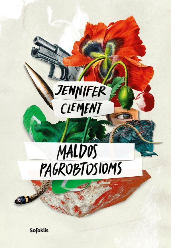 Maldos pagrobtosioms | Jennifer Clement