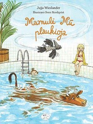 Mamulė Mū plaukioja | Jujja Wieslander, Sven Nordqvist