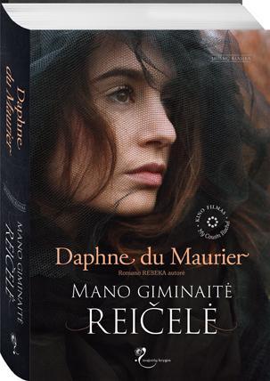 Mano giminaitė Reičelė   Daphne du Maurier