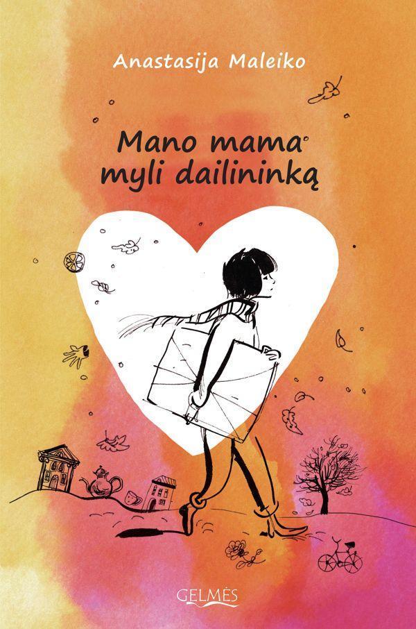 Mano mama myli dailininką | Anastasija Maleiko