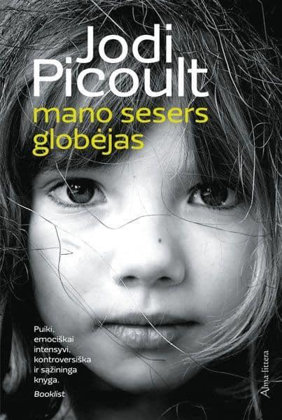 Mano sesers globėjas | Jodi Picoult
