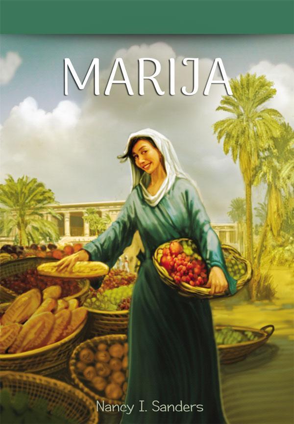 Marija | Nancy I. Sanders