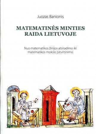 Matematinės minties raida Lietuvoje   Juozas Banionis