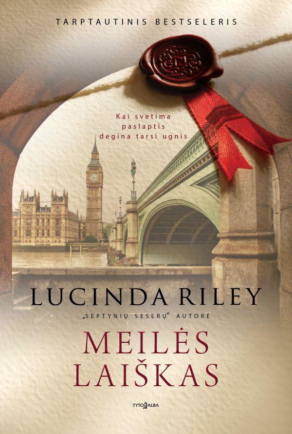 Meilės laiškas   Lucinda Riley