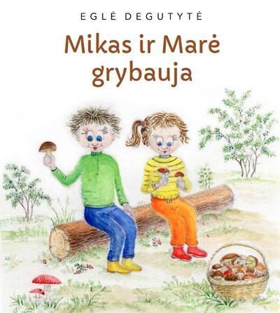 Mikas ir Marė grybauja (serija