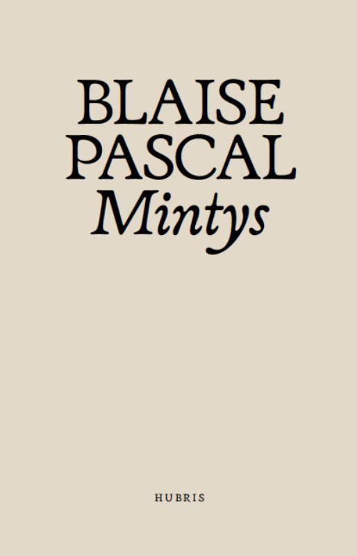 Mintys | Blaise Pascal