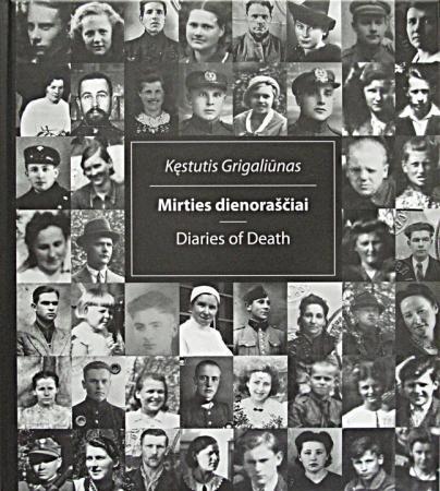 Mirties dienoraščiai / Diaries of Death | Sud. Kęstutis Grigaliūnas