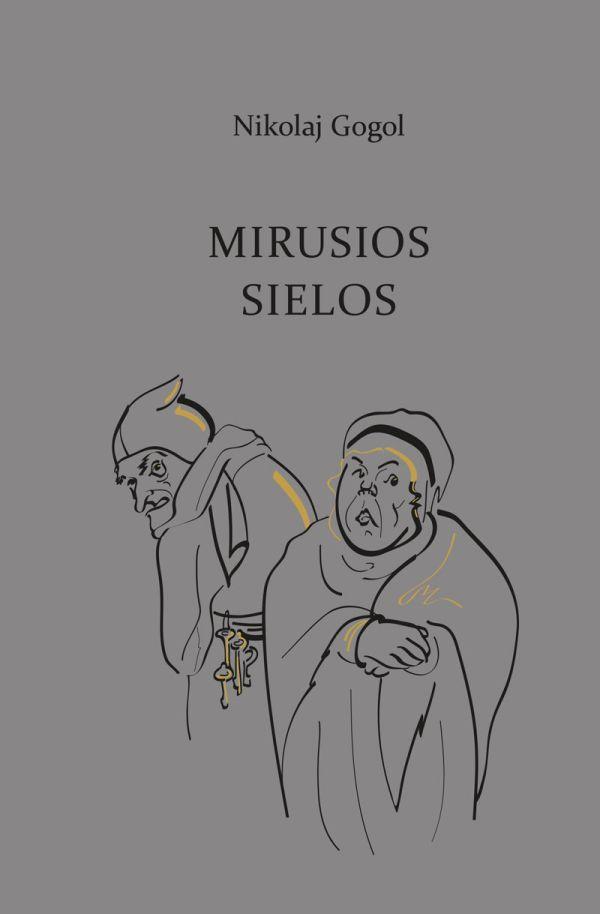 Mirusios sielos (Munken Premium) | Nikolaj Gogol