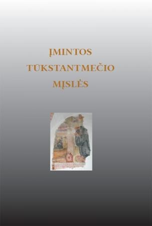 Įmintos tūkstantmečio mįslės | Letas Palmaitis