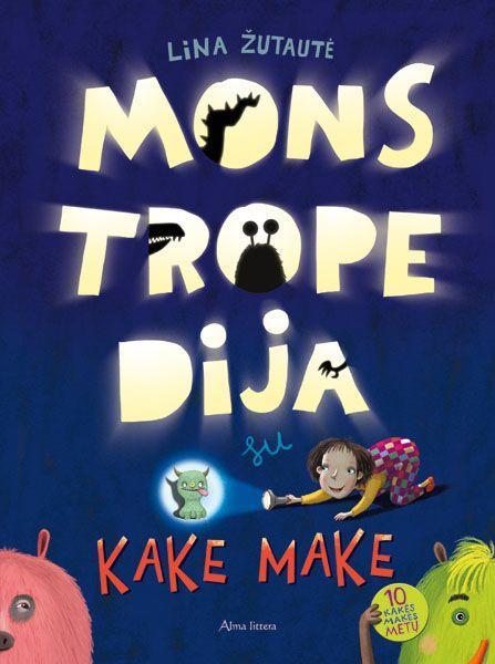 Monstropedija su Kake Make | Lina Žutautė