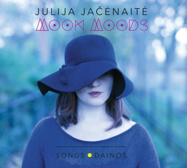 Julija Jačėnaitė - Moon Moods (CD) | Julija Jačėnaitė