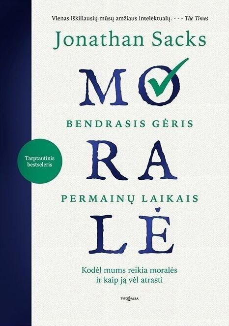 Moralė | Jonathan Sacks
