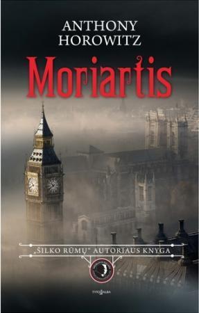 Moriartis | Anthony Horowitz