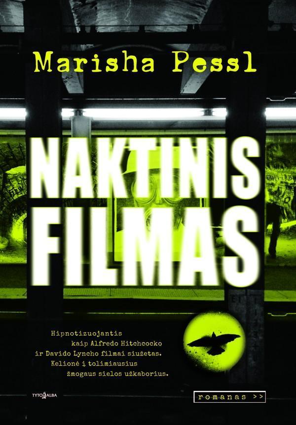 Naktinis filmas | Marisha Pessl