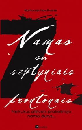 Namas su septyniais frontonais | Nathaniel Hawthorne
