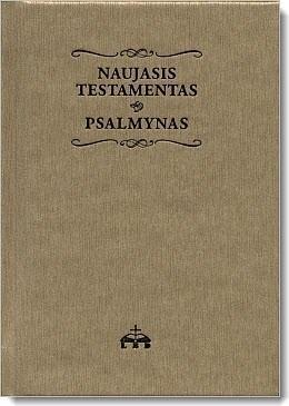 Naujasis Testamentas ir Psalmynas |