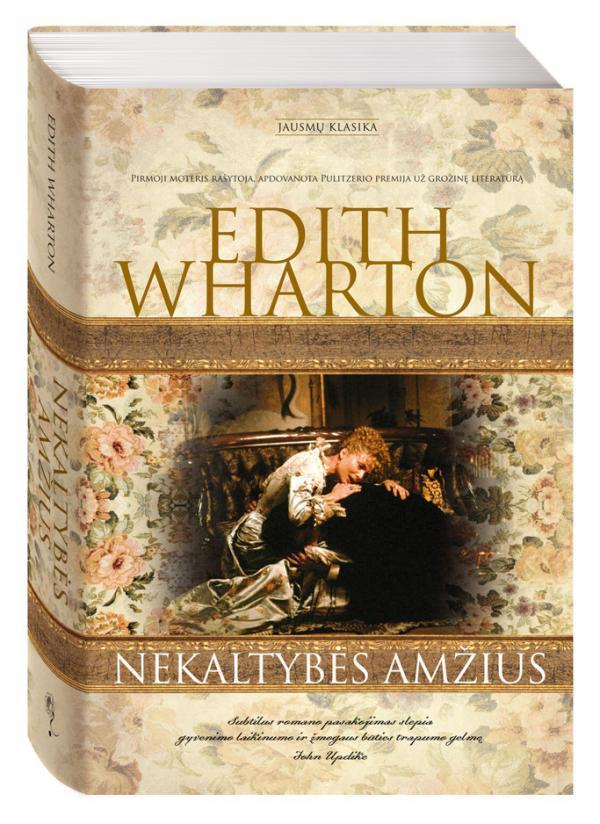 Nekaltybės amžius | Edith Wharton