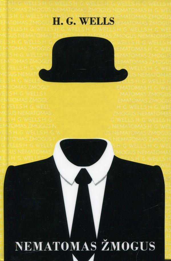 Nematomas žmogus | Herbert George Wells