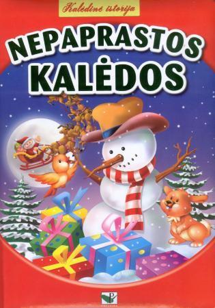 Kalėdinė istorija. Nepaprastos Kalėdos  
