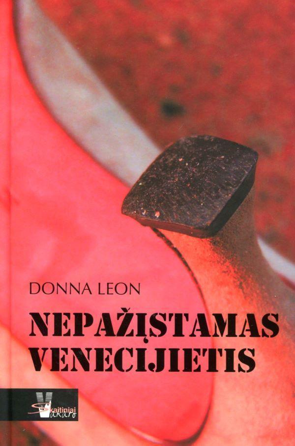 Nepažįstamas venecijietis | Donna Leon