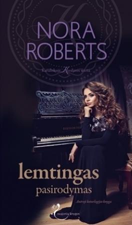 Lemtingas pasirodymas (2 knyga) | Nora Roberts