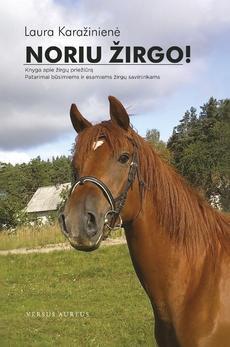 Noriu žirgo | Laura Karažinienė