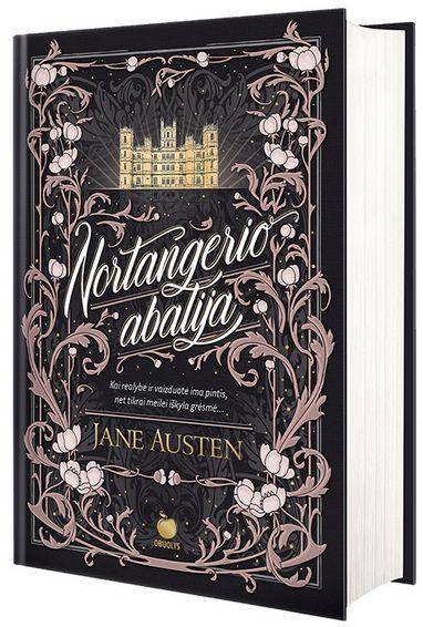 Nortangerio abatija | Džeinė Ostin (Jane Austen)