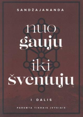 Nuo gaujų iki šventųjų, I dalis | Martynas Driukas (Sandžajananda arba Trimurti)