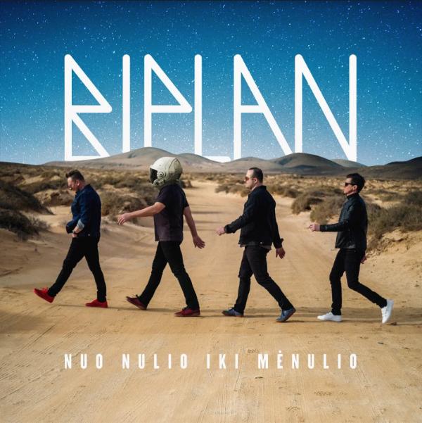 Nuo nulio iki mėnulio (CD) | Biplan