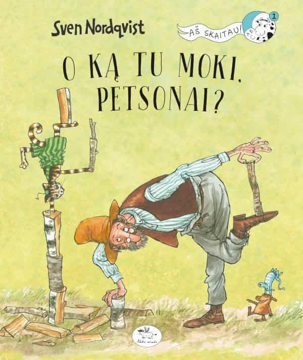 O ką tu moki, Petsonai? | Sven Nordqvist