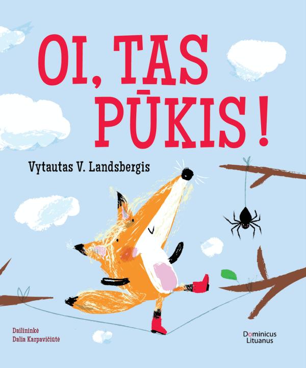 Oi, tas Pūkis! | Vytautas V. Landsbergis