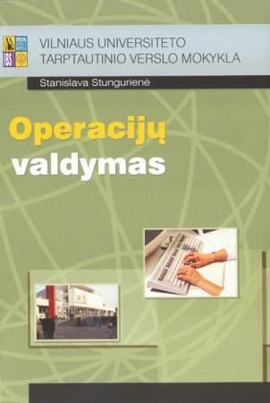 Operacijų valdymas | Stanislava Stungurienė