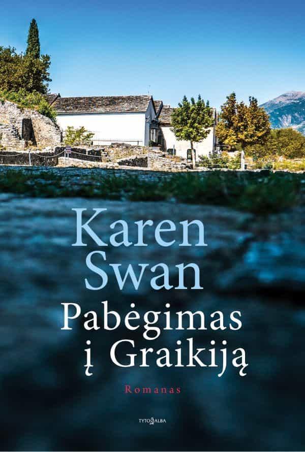 Pabėgimas į Graikiją | Karen Swan