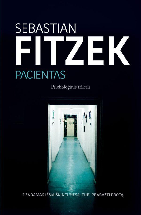 Pacientas   Sebastian Fitzek