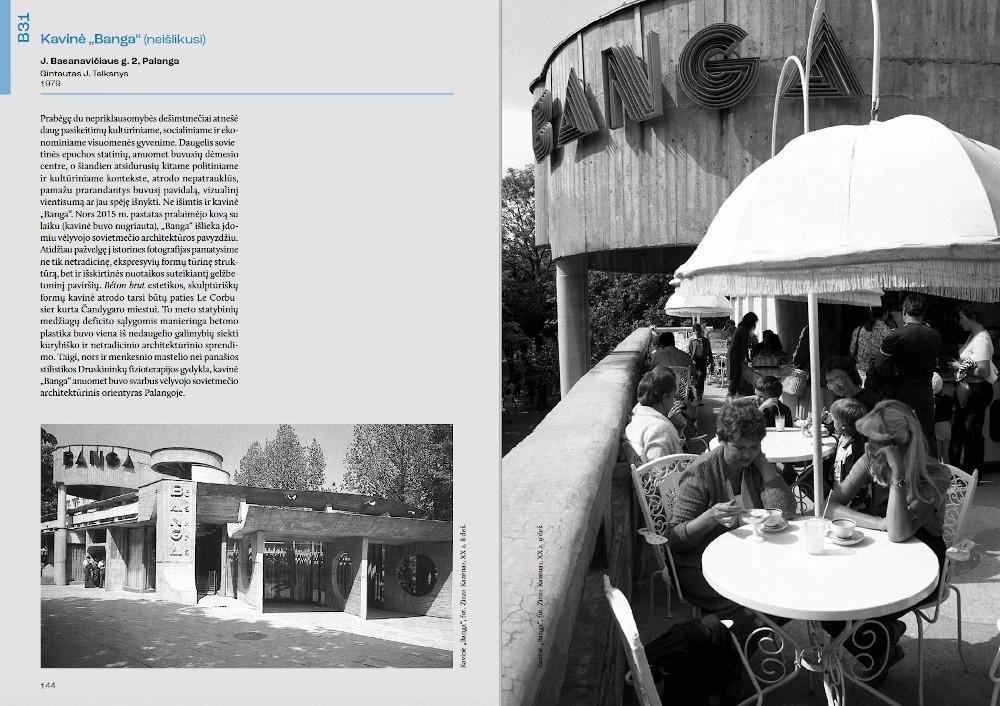 Palanga. Architektūros gidas | Liutauras Nekrošius, Martynas Mankus, Viltė Migonytė-Petrulienė