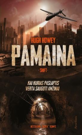 Pamaina | Hugh Howey