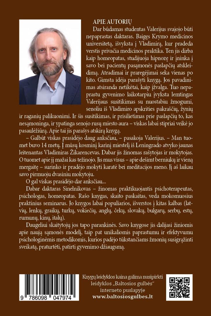 Pamilk savo ligą | Valerij Sinelnikov