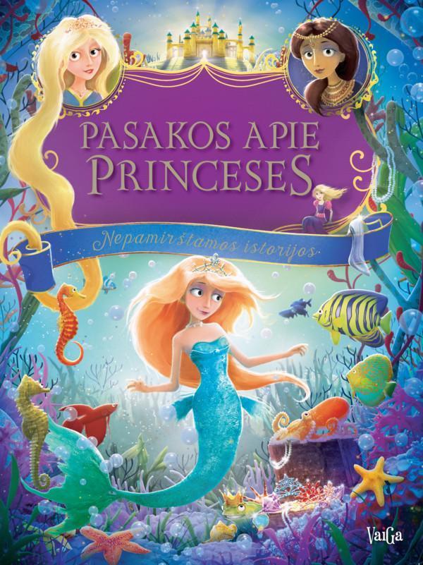 Pasakos apie princeses. Nepamirštamos istorijos |