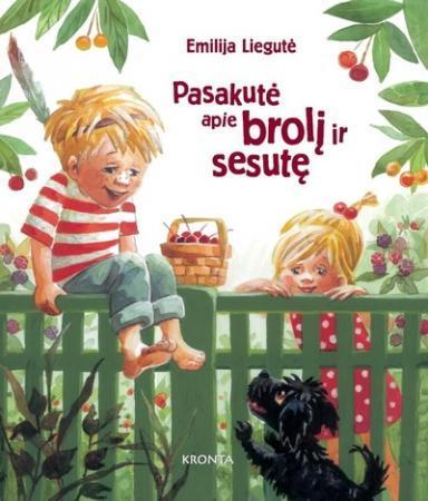 Pasakutė apie brolį ir sesutę | Emilija Liegutė