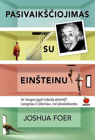 Pasivaikščiojimas su Einšteinu   Joshua Foer