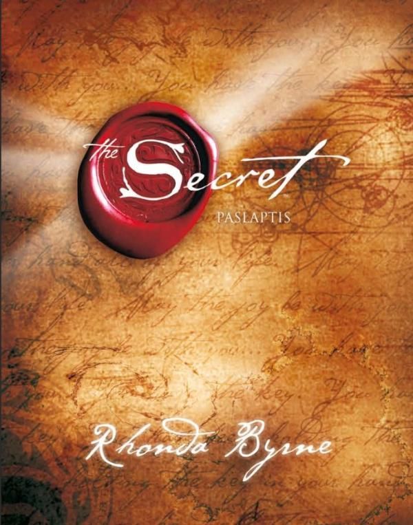 Paslaptis. The Secret | Rhonda Byrne