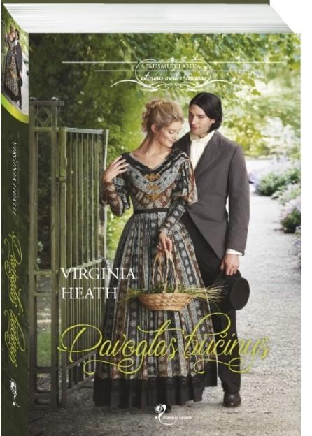 Pavogtas bučinys | Virginia Heath