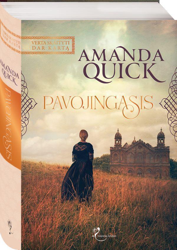 Pavojingasis (2-as leidimas) | Amanda Quick