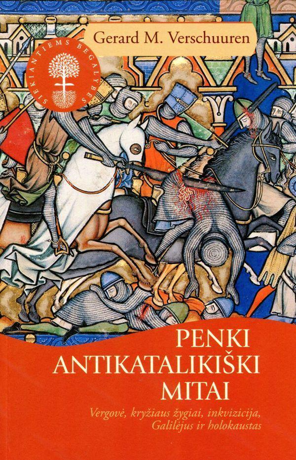 Penki antikatalikiški mitai (serija